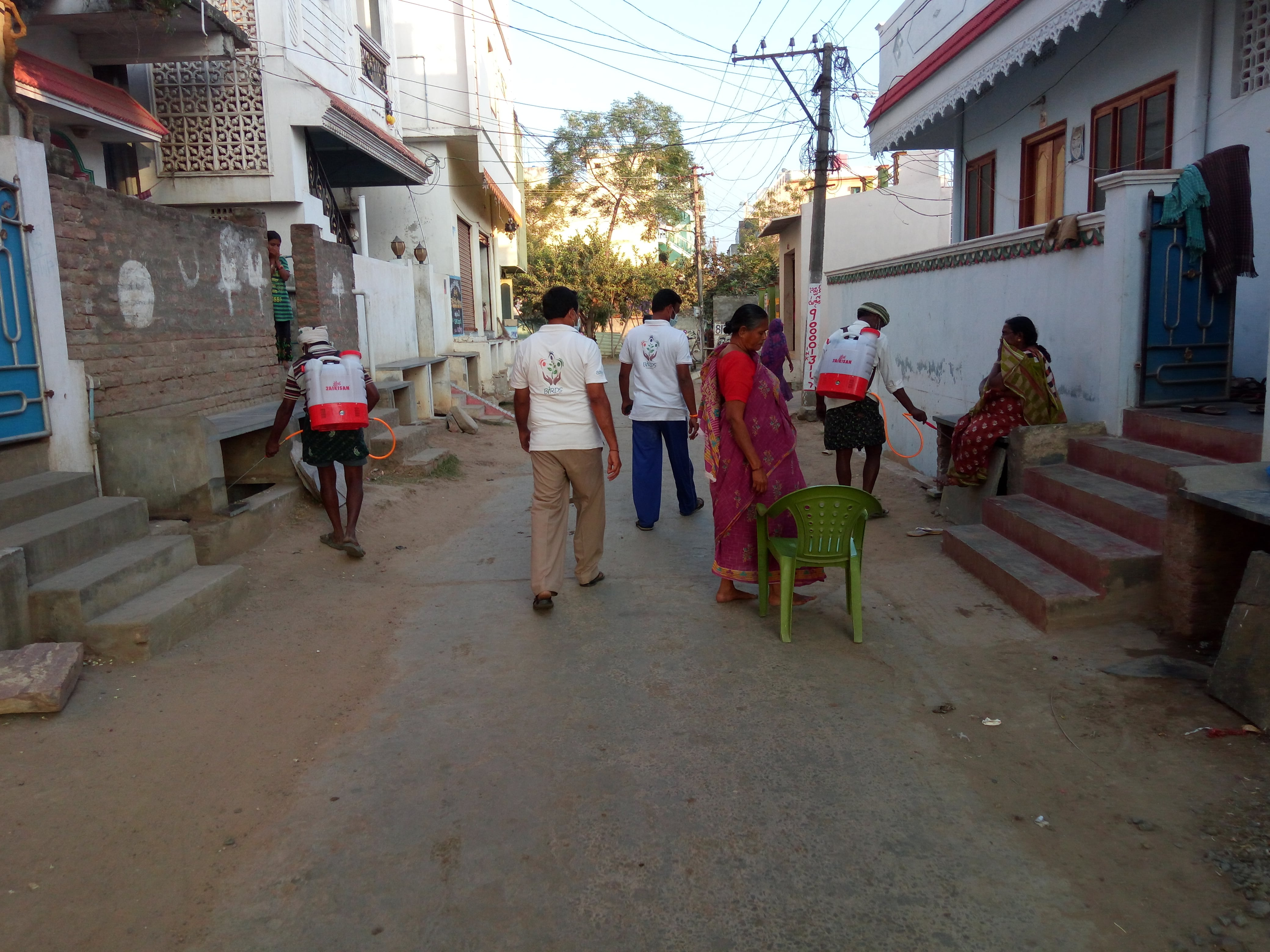 Activity on 12th February 2017